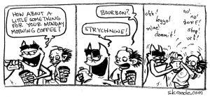Monday brew
